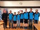 Empfang der U16-Tennis-Jungs im Rathaus_1